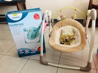 Used Juniors Flute Baby Swing in Dubai, UAE