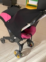 Used Doona infant stroller/car seat combo in Dubai, UAE