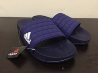 Used New mens adidas slipper (size 42) in Dubai, UAE