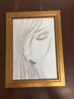 Used Handmade sketch frame in Dubai, UAE