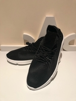Used Black sport shoes size 41 in Dubai, UAE
