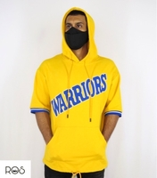 Used Yellow hoodi Jersey style, Sweatshirts  in Dubai, UAE