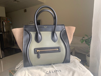 Used Celine Mini Luggage Bag  in Dubai, UAE