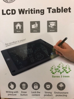Used LCD Writing tablet /8.5 inches /new/ 🧒 in Dubai, UAE