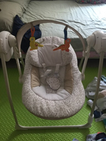 Used electric baby swing  in Dubai, UAE