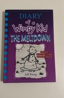 Used Diary of a wimpy kid ( the meltdown )  in Dubai, UAE