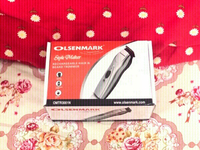 Used OLSENMARK hair&beard Trimmer,stainless👇 in Dubai, UAE