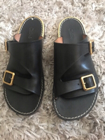 Used AUTHENTIC CHLOE LEATHER FLAT..SIZE 38 in Dubai, UAE