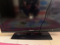 Used It's Samsung TV with a good condition  in Dubai, UAE