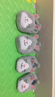 Used Fluffy indoor baby/toddler shoes in Dubai, UAE