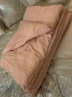 Used Superking Size Pink Duvet Throw in Dubai, UAE