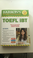 Used Barron's TOEFL iBT (15th edition)  in Dubai, UAE