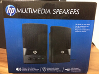Used HP multi media speaker in Dubai, UAE