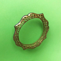 Used Bronze-Gold Tone Accessory Bangle  in Dubai, UAE