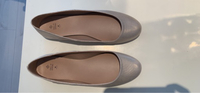 Used Silver Ballet Pumps from Call It Spring in Dubai, UAE