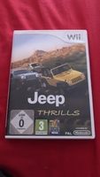 Used Wii Jeep Thrillies  in Dubai, UAE