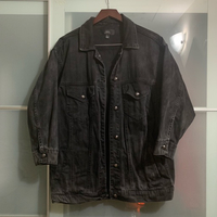 Used Mango denim jacket  in Dubai, UAE