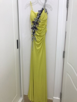Used Yellow Dress (special occasions) in Dubai, UAE