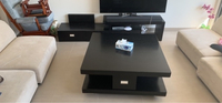 Used Center table and TV table in Dubai, UAE