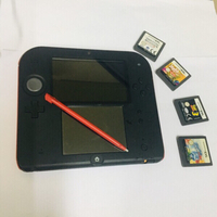 Used Nintendo 2 DS with 4 DS games in Dubai, UAE