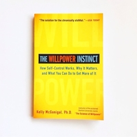 Used Book: The Willpower Instinct  in Dubai, UAE