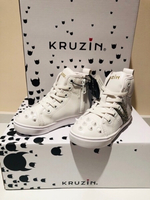 Used Kids shoes size UK6 KRUZIN  in Dubai, UAE