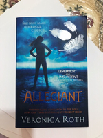 Used Allegiant by Veronica Roth, Divergent #3 in Dubai, UAE