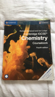 Used Chemistry textbook fourth edition  in Dubai, UAE