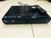 Used LG DVD wit USB,HDMI & KAROKE smal isue  in Dubai, UAE