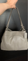 Used New leather coach bag authentic  in Dubai, UAE