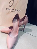 Used Pink high heels  in Dubai, UAE