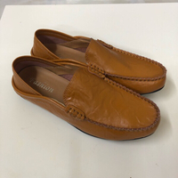 Used Casual Synthetic Leather Shoes/40 in Dubai, UAE