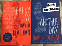 Used 2 books : every day and another day in Dubai, UAE