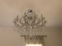 Used Chandelier set  in Dubai, UAE