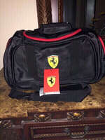 Used Ferrari Duple bag New never used in Dubai, UAE