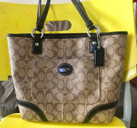 Used Original COACH TOTE BAG  in Dubai, UAE