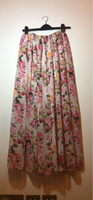 Used Stunning floral maxi skirt in Dubai, UAE