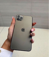 I phone 11 pro gray 64 gb with face time