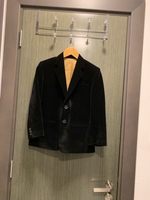 Used Boys velvet blazer  in Dubai, UAE