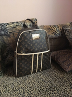 Used LV backpack new in Dubai, UAE
