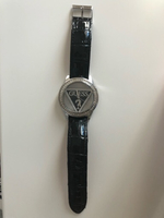 Used Guess watch - Black and Silver in Dubai, UAE