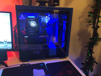 Used Extreme Gaming PC with Liquid Cooling in Dubai, UAE