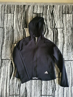 Used Adidas TKO hooded jacket size Medium in Dubai, UAE