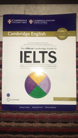 Used Cambridge English IELTS [3 BOOKS SET] in Dubai, UAE