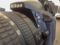 Used Nikon D5300 with 18-140mm lens in Dubai, UAE
