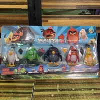 Used ANGRY BIRDS 2 characters or cake topper  in Dubai, UAE