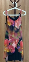 Used Wallis Black Floral Print Dress in Dubai, UAE