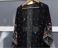 Used Women's chiffon cardigan in Dubai, UAE
