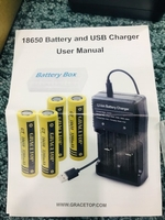 Used USB Battery charger new in Dubai, UAE