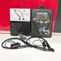 Used Samsung bluetooth neckband handsfree BH3 in Dubai, UAE